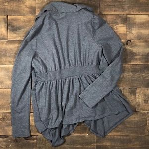 0d6c4f82e13dce Converse Sweaters - Converse One Star Cardigan Gray Open Waterfall